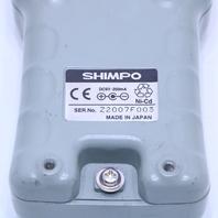SHIMPO FGE-5X DIGITAL FORCE GAUGE