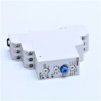 NEW CROUZET RU2R4 88866300 MULTIFUNCTION TIMER 2XSPDT 8A 12 VAC/DC