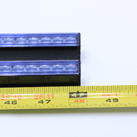 ALLEN BRADLEY 45MLA-AT1200P10 TRANSMITTER RECEIVER LIGHT ARRAY PHOTOELECTRIC SENSOR