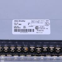 ALLEN BRADLEY 1791-8BC P/N 96327672 BLOCK I/O MODULE 24V DC