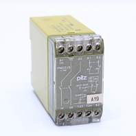 PILZ PNOZ-5-24VDC-2S SAFETY RELAY