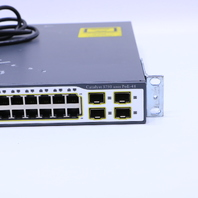 CISCO WS-C3750-48PS-S-V05 CATALYST 3750 POE 48 SWITCH