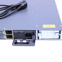 CISCO WS-C3750X-48T-S-V02 CATALYST 3750X 48 PORT DATA IP BASE