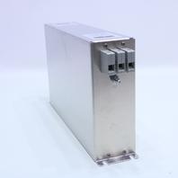NEW SCHAFFNER FN258-42-33 POWER LINE FILTER 42A 480VAC