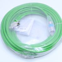 NEW SEALED SIEMENS 6FX8002-2CA31-1CA0 MOTION CONNECT 800 PLUS CABLE 20M