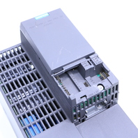 SIEMENS 6SL3210-1KE22-6UF1 SINAMICS G120C 11.0KW 3AC 480V