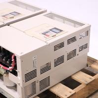 * QTY. (1) YASKAWA CIMR-P7U4045 75HP AC DRIVE 73KVA
