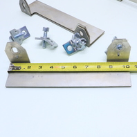 * BRACKETS AND HARDWARE FOR ABB AF400-30 3 PHASE BLOCK CONTACTOR