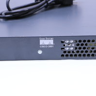 CISCO 2800 SERIES 2801 ROUTER