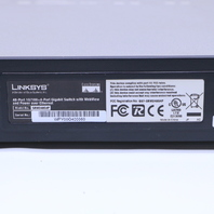 CISCO LINKSYS SPW248G4P 48 PORT 10/100 GIGABIT SWITCH