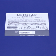 NETGEAR GS724TV3H1 PROSAFE 24-PORT SMART SWITCH