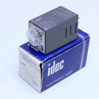 NEW IDEC GT3A-2AF20 ELECTRONIC TIMER