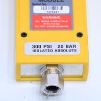 BETA CALIBRATORS BETAPORT-P 300 PSI 20 BAR ISOLATED ABSOLUTE PRESSURE MODULE