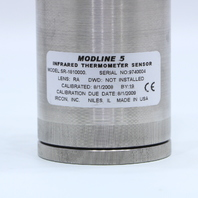 * IRCON MODLINE 5 5R-1810100 INFRARED THERMOMETER SENSOR