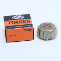 * NEW TIMKEN 09078 TAPERED ROLLER BEARING 0.7500 IN ID 0.8480 IN CONE WIDTH