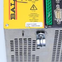 BALDOR FD2A07TR-RN20 FLEX SERVO DRIVE 230VAC 7A #1