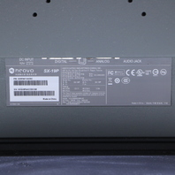 "AG NEOVO SX-19P 19"" SECURITY DISPLAY P/N SX9PA011A0200"