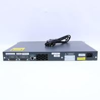 CISCO WS-C3750G-24TS-S1U 24-PORT GIGABIT NETWORK SWITCH
