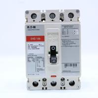 EATON EHD3045L EHD 14K BREAKER 3P 45A 480VAC MAX *NICE*