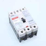EATON EHD3045L EHD BREAKER 3P 45A 480VAC MAX *NICE*