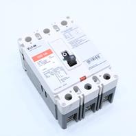 EATON EHD3020L EHD 14K BREAKER 3P 20A 480VAC 250VDC *NICE*