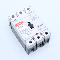 EATON EHD3015L EHD 14K BREAKER 3P 15A 480VAC *NICE*