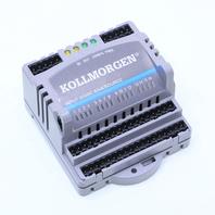KOLLMORGEN 1300.7372 R1 INPUT 24VDC SINK/SOURCE