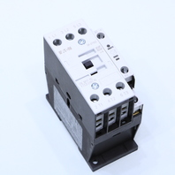 NEW EATON DIL M17-10 CONTACTOR 24VDC XTCE018C10