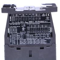 NEW LOT OF (2) EATON DIL M7-10 CONTACTORS 24VDC XTCE007B10