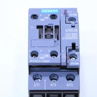 NEW SIEMENS 3RT2023-1AK60 110-120V 50/60HZ CONTACTOR