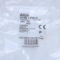 * NEW ABB OHB 125J12 OHB125J12 DISCONNECT SWITCH HANDLE