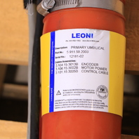 `` NEW LEONI 5.911.59.2003 SERVO UMBILICAL ASSEMBLY