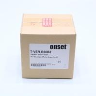 * ONSET T-VER-E50B2 DIN RAIL POWER METER NEW SEALED