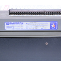 * EMERSON PCM-18 960116-01 A6 960132-01 POSITIONING SERVO DRIVE 240V 4A 3PH