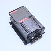 * EMERSON PCM-18 960116-01 A6 960132-01 POSITIONING SERVO DRIVE 240V 4A 3PH