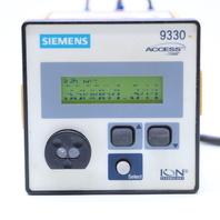 * SIEMENS 9330 9330DC-100-0ZZZZA ION POWER METER