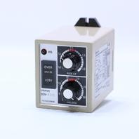 * OMRON SDV-FH3 DC48 VOLTAGE SENSOR