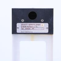 SCHOTT-GERATE AVS/S 151246