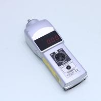 "SHIMPO DT-107A-S12 12"" WHEEL TACHOMETER"