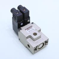 NEW SMC VEX3301 POWER VALVE