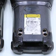 LOT OF (2) SYMBOL MOTOROLA BARTEC MC9090 BARCODE SCANNER