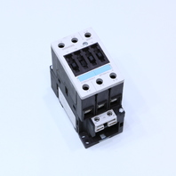 SIEMENS 3RT1034-1A..0 CONTACTOR 110-120V COIL 50/60HZ
