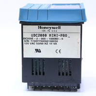 HONEYWELL DC200E-2-000-1000B0-0 UDC2000-MINI-PRO FURNACE TEMPERATURE CONTROLLER
