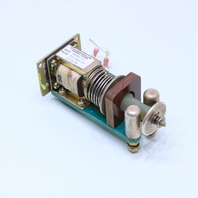 ROSS E12-NO-12-0-15-BD RELAY 12KV ACTUATOR 115V 50-60HZ
