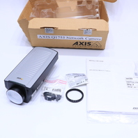 * AXIS Q1755 60HZ SECURITY NETWORK CAMERA 0304-001-01 NEW #1