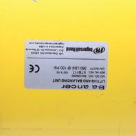 * INDERSOLL RAND BW035080 BALANCER LIFTING UNIT 350LBS 100 PSI