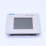 SIEMENS 6AV6 545-0BC15-2AX0 COLOR TOUCH PANEL OPERATOR INTERFACE