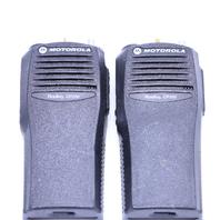 QTY. (1) MOTOROLA RADIUS CP200 AAH50KDC9AA2AN TWO WAY RADIO