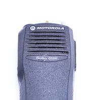 MOTOROLA RADIUS CP200 AAH50JDC9AA1AN TWO WAY RADIO