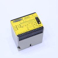 BANNER MAC 1 MINI-ARRAY 43296 RELAY CONTROLLER
